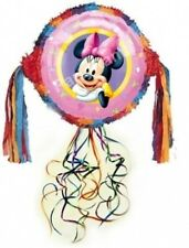 Minnie Mouse Pull String Pinata. Partyrama. Delivery is Free