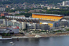 Pittsburgh Steelers vs Carolina Panthers Nov 8, 8:20pm; 2 or 4 Tickets