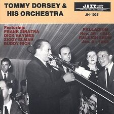 Palladium November 26, 1940 by Tommy Dorsey (Trombone) (CD, Sep-1993, Jazz Hour)