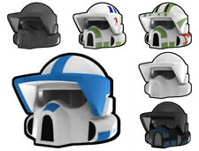 Custom ARF Clone Trooper HELMET for Star Wars Minifigures -Pick the Style!-