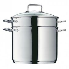 WMF 724916040 Pasta Pot with Glass Lid 24 cm. Free Delivery