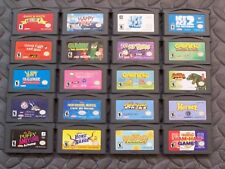 Nintendo GameBoy Advance GBA Game (Select Your Game-Price Varies) Lot #15