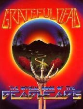 GRATEFUL DEAD The Official Book of the Deadheads Jerry Garcia Dead Heads Band