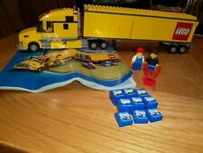 Rare Lego City Truck 3221 complete with instructions