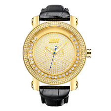 JBW - Hendrix - JB-6211L-A - 12 Diamond - Men's Watch