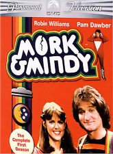 Mork and Mindy: The Complete First Season One (4 Discs DVD) New Robin Williams