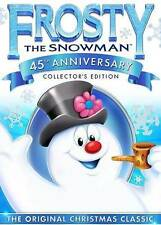 Frosty the Snowman (DVD, 2015, 45th Anniversary) NEW