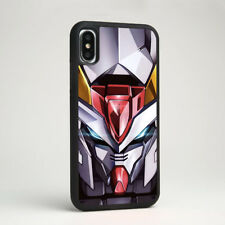 Gundam Giant Robots Animation Silicone Phone Case Cover Skin for iPhone Samsung