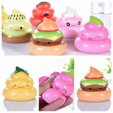 New Jumbo Slow Rising Squishies Scented Craze Squishy Toy Charm Stress Reliever