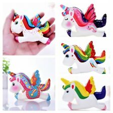 Squishy Galaxy Unicorn Slow Rising Flying Horse Stress Relieve Squeeze Kids Toy