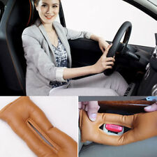 1PC Leather Car Seat Gap Sponge Filler Leakage-proof Soft Pads Stop Drop Spacer