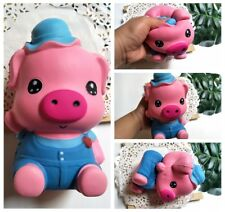 Squeeze Stress Stretch Squishy 16CM Jumbo Pig Jumbo Slow Rising Toys Kids Cute