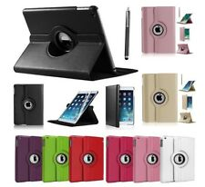 Smart Stand Leather Magnetic 360 Case Cover For Apple iPad Mini 4 3 2 Air 2 Pro