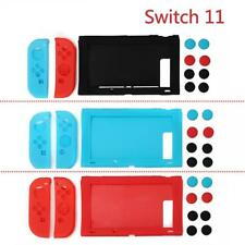 Nintendo Switch 11 in 1 Handle Case + Joystick Cap + Host Silicone Case Set