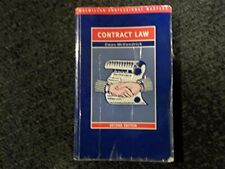 Contract Law (Palgrave Professional Masters), McKendrick, Ewan, Used; Good Book