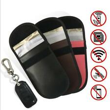 1 Pack Keyless Entry Car Key Fob Signal Blocker Case Protector Faraday Bag Pouch