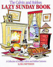 The Calvin and Hobbes Lazy Sunday Book: A Collection of Sunday Calvin and Hobbes