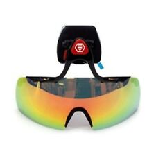 Helmet Mounted Goggles For cycling, in-line/roller skating, scooters