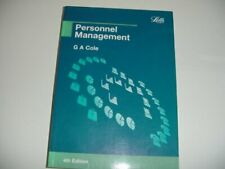 Personnel Management: Theory and Practice (Management Textbooks), G.A. Cole, Use