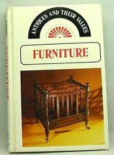Furniture (Antiques & Their Values), Curtis, Tony, Used; Good Book