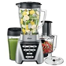 Oster Pro 1200 Blender with Glass Jar plus Smoothie Cup & Food Processor...