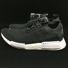 SHIP NOW Invincible x A Ma Maniere x Adidas NMD R1 PK SIZE 8 Black White CM7879