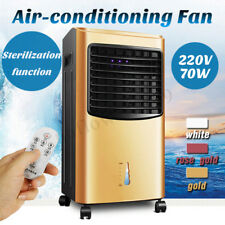 220V/70W Portable Air Conditioner Conditioning Fan Humidifier Cooler Cooling