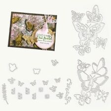 HOT 2019  Beauty butterfly Metal Cutting Dies Stamp Stencil For DIY Scrapbooking