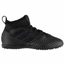 adidas Ace 17.3 Primemesh Astro Football Trainers Childs Black Soccer Shoes