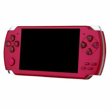 8GB Portable 4.3'' PSP Handheld Video Game Console 10000 Games Built-In Camera
