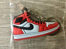 Jordan 1 Sneaker Keychains Collectible Item Chicago Fragment Shattered Backboard