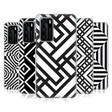 OFFICIAL MARK ASHKENAZI PATTERNS 4 SOFT GEL CASE FOR HUAWEI PHONES