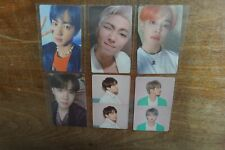 BTS Map of Soul Persona Official Photocard RM JHope Jin Jimin Jungkook
