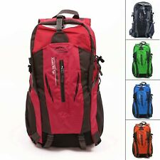 40L Ultralight Cycling Backpack Outdoor Sports Hiking Camping Daypack Rucksack