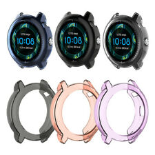Shell for Garmin Vivoactive 3 Music Protective Case Transparent TPU Watch Cover