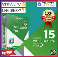 VMware Workstation Pro 15 ✔️ Official Version 💎 Lifetime key🔑 Fast Delivery 📩