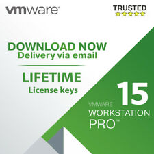 VMware Workstation Pro 15 Full Version - Lifetime 5 PC 🔑Fast Digital Delivery