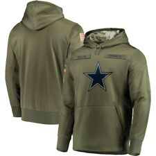 N Dallas Cowboys Hooded Men's Sweater Thicken Unisex Football Training Hoodie