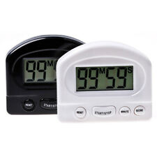 Kitchen Count Down Timer 4 button Reset Home Mini Digital Display Screen Minutes