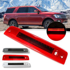For Ford Expedition 2003-16 Third Tail Stop Brake Lights High Mount LED Lamp Kit