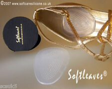 Softleaves S6 Silicone Heel Cushions Insole at party S6