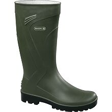 PANOPLY Green Wellington Work Boots Waterproof