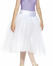 Romantic Style Pull-On Tutu Skirt All Sizes & Colours