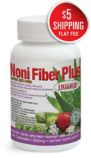 All Natural Noni Fruit & Flaxseed Dietary Capsules