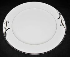 """Mikasa COCOA BLOSSOM, 12"""" Charger or Plate with Tag"""