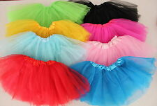Girls Tutu or Fairy/Dress up 8 Colours FREE POST~NEW~