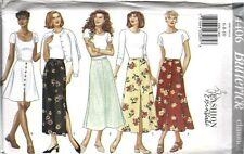 4406 UNCUT Vintage Butterick Sewing Pattern A Line Flared Skirt Fast & Easy OOP