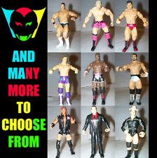 Choose Your Wrestling Figure - WWF - WWE - WCW - ECW - TNA