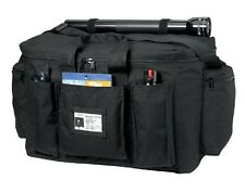 "Rothco 8165 Police Equipment Bag 19"" x 12"" x 12 1/2"" Hard Shell Bottom - Black"