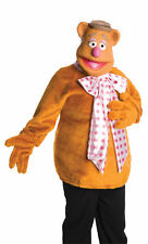 THE MUPPETS FOZZIE BEAR ADULT Male Halloween Mens Funny Mascot Costume